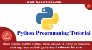 What is Python - Python Programming Tutorial